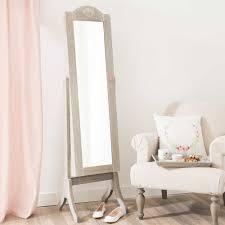 miroire chambre porte de chambre design 7 miroir psych233 porte bijoux h 160 cm