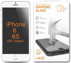 Amazon LABC iPhone 6 Screen Protector Tempered Glass