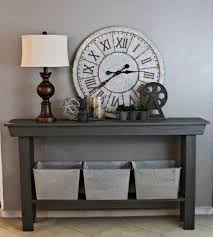 Entryway Table Ideas Best 25 Entry Tables On Pinterest Inside Inspirations 4