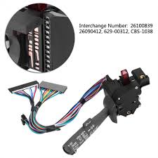 Cruise Control Turn Signal Lever Windshield Wiper Arm Switch For ...