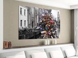 acrylglasbilder 3 teilig 120x100cm schloss brücke liebe amsterdam druck acrylbild acrylglas acrylbilder wand bild 14e1503 wandtattoos und