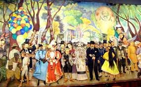 Diego Rivera Rockefeller Mural by Diego Rivera Mexico Mystic U0027s Blog Expat In Tlaxcala