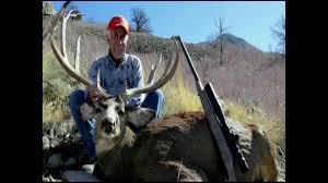 grandpa hunting big mule deer in southern utah by tines up youtube