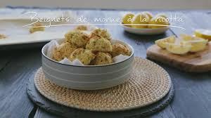 cuisine de a az cuisine a à z nouveau beignets de morue la ricotta doubler la