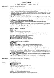 Related Job Titles Product Manager Analyst Resume Sample