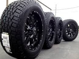 Truck Rims And Tires Package Deals | Best Truck Resource