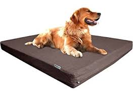 Amazon Dogbed4less Extra Orthopedic Gel Cooling Memory