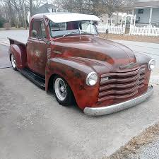 100 Rat Rod Chevy Trucks 1952 Truck Hot Used Chevrolet Other Pickups For