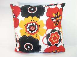 decorative pillow cover 17 x 17 oversized by penelopespillowz