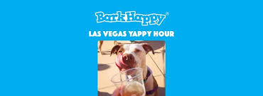 BarkHappy Las Vegas Yappy Hour benefiting A Home 4 Spot BarkHappy