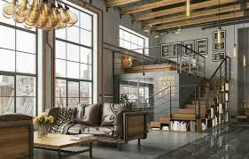 100 Loft Apartments Melbourne Get Inspired With These Incredible New York Industrial S