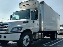 2018 HINO 268A FOR SALE #1015 2010 Hino 268a For Sale 21501 Reefer Semi Trailer Truck Trucks Accsories And Intertional 7600 Van Box For Sale Used Reefer Trucks 2005 Isuzu Nprhd Truck 3017 Vehicles 6900 1999 Hino 145 Commercial Penske Sells Highquality Lowmileage Used Commercial Scania R5006x2frcvoimassa62021 Reefer Year 2012 Isuzu Landscape For Beautiful Goodyear Motors Inc N Magazine