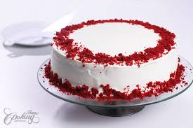 Adventures In Cake Decorating by Red Velvet Cake Home Cooking Adventure