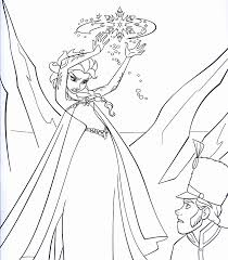 Fun Disney Coloring Pages Frozen 31