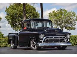 1957 Chevrolet 3100 For Sale | ClassicCars.com | CC-739373 9 Sixfigure Chevrolet Trucks 3100 Pickup V8 Project 1957 Pickup For Sale Classiccarscom Cc1035770 Rare Napco 4x4 Shortbed Stepside Project Gmc Panel Truck Hot Rod Network 12 Ton 502 Sale On Chevy Cameo Classic