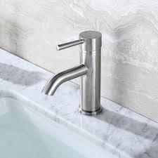Premier Faucet Nsf 619 by Decor Star Bpc03 Sb 1 Single Handle Hole Bathroom Vanity Sink