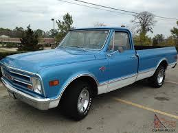 Custom 1968 C10 Chevy Truck, 1968 Chevy Truck | Trucks Accessories ...