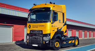 100 High Trucks Renault T RS Racing Edition Is By No Means A Hot Hatch Carscoops