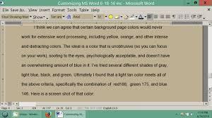 Eye Strain Writers Editors Word Editor Best Backgournd
