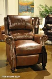 Bradington Young Sheffield Leather Sofa by Living Room Chairs Hooker Furniture Martinsville Va