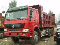 100 Large Dump Trucks 24 Tons Loading Truck Commercial