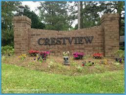 Crestview in Mobile AL Homes For Sale