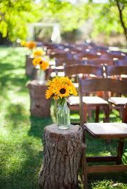 DIY Outdoors Wedding Ideas
