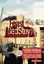 Bed Stuy Brunch by Arts Crafts Inc Feast Bedstuy