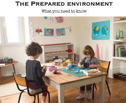 Montessori Home