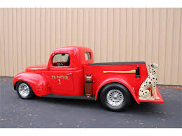 100 Trucks For Sale Greensboro Nc 1940 Dodge Custom Fire Truck For ClassicCarscom CC1060010