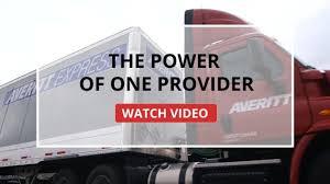 100 Averitt Trucking Reviews The Power Of One Provider