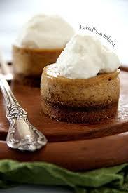 Pumpkin Gingersnap Cheesecake Bars by Mini Pumpkin Cheesecakes With Gingersnap Crust Baked By Rachel