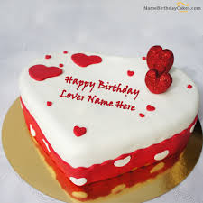 sweetheart birthday wishes and write name on cakes image birthday cakes for lovers