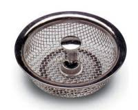 Mesh Sink Strainer With Stopper by Kitchen Sink Strainers