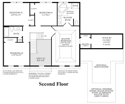 Fischer Homes Yosemite Floor Plan by Penn Land Farm The Nantucket Home Design