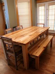 Rustic Hickory Kitchen Table a Frique Studio ed1776b