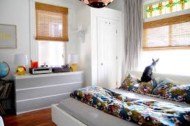 5 Ways To Make Your Small Bedroom Feel Bigger | HuffPost Life Ftstool And Small Upholstered Chair At The Foot Of Bed How To Mix Match Ding Chairs Like A Boss 28 Pairs Luxurious Bedroom Apartment Interior Design Feat Twin White Spacesaving Fniture Ideas Designs For Small Apartments Appealing Bedrooms Room Modern Luxury Living 8 Upholstered That Will Upgrade Your Bedroom Interior Rocker Recliners Manual Home Theater Lounger Recliner Singaporean Fniture Design Brand Revisits Midcentury Retro Vintage Armchair Chair Seating Mid Century Arrange With Big Unique Couches And New Couch In Sofa Solid Wood Custom Upholstery By Kincaid