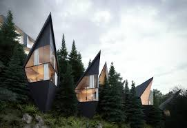 100 Architecture Houses Pointed Roofs In The Dolomites Tree By Peter Pichler