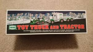 2013 HESS TOY Truck And Tractor-NEW In Box-Mint Condition! - $19.99 ...