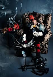 Halloween Town Sora by Kingdom Hearts Union Fan Art Cosplay Spotlight Halloween Edition