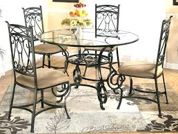 Glass Dining Table And Chairs Sale Small Kitchen Tables For Intended Round Room Ideas Gumtree Fo