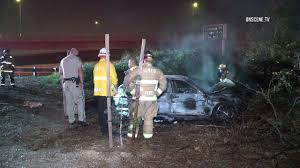 Corona Del Mar Pumpkin Patch by One Killed In Fiery Crash On 55 Freeway Transition Ramp In Costa