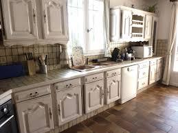 renover cuisine rustique rénovation décoration d intérieur cuisine patine sur meuble
