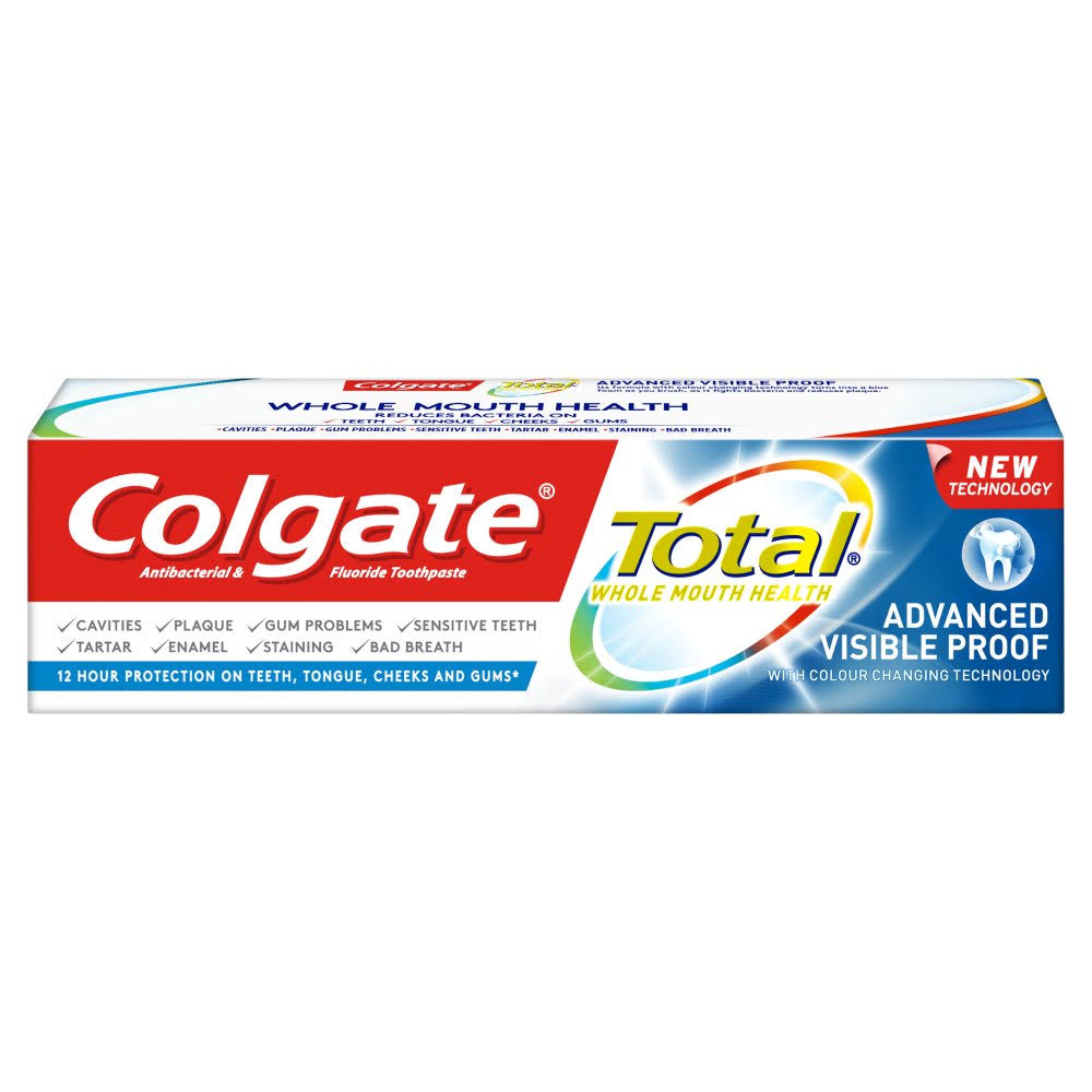 Colgate Total Proof Toothpaste - 75ml