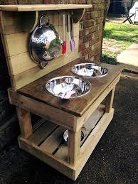 Pallet Outdoor Kitchen Or Kids Mud Kitchen 720x960
