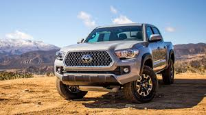100 Toyota Truck Reviews 2018 Tacoma TRD OffRoad Review An ApocalypseProof Pickup