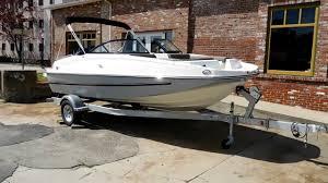 2017 bayliner 190 deck boat 115 mercury cal zack tarner 860 887