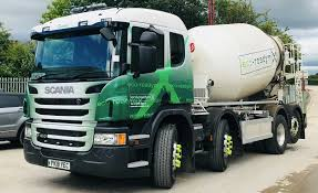 100 Concrete Truck Delivery Home EcoReadymix