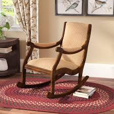 Wayfair Rocking Chair Uk by Darby Home Co Lewys Rocking Chair U0026 Reviews Wayfair