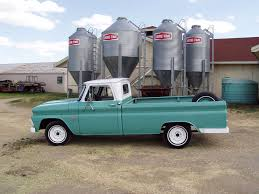 100 C10 Chevy Truck 1966 Bought This A Few Weeks Ago Decent Weekend